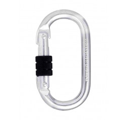 Kratos Steel Screw Locking Karabiner FA 50 101 17