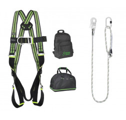 Adjustable Rope Restraint Harness Kit - 2 Point