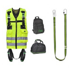 Hi Viz Safety Harness Kit