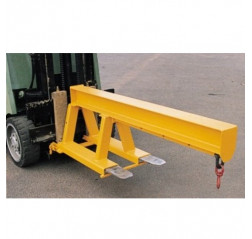 Forklift Jib Arm - Contact FMJ