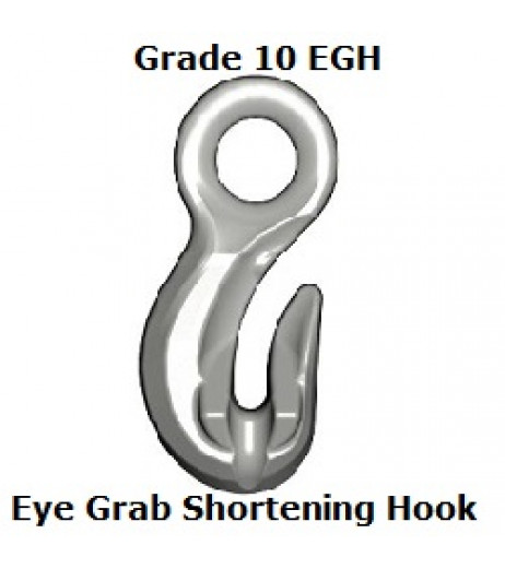 Double Leg Chain Sling grade 10