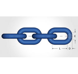 Gunnebo GrabiQ Grade 10 Chain