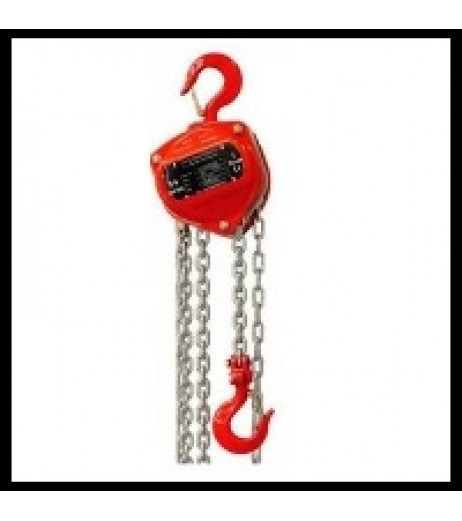 Hacketts Heavy Duty Chain Block