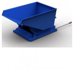 DtEC HDI 350 Tipping Skip (heavy duty)