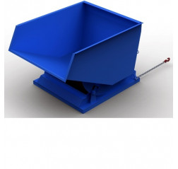 DtEC HDI 500 Tipping Skip (heavy duty)