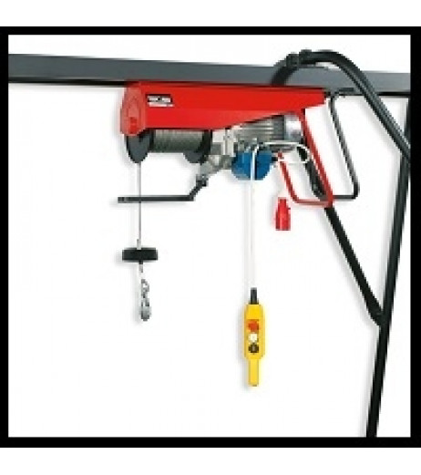 HE 500TF Builders hoist