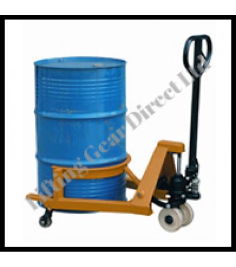 Hydraulic Drum Pallet Truck Raptor HJ365