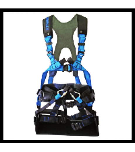 Tractel HT Greentool Arborist Safety harness