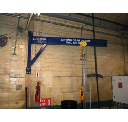 125kg Wall Mounted Jib Crane