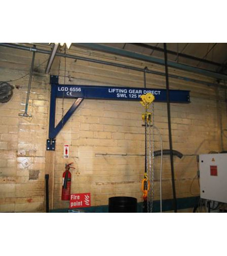 250kg Wall Mounted Jib Crane