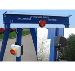 5000kg Lifting Gantries