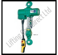 JDN PROFI 3TI - 20TI Air Hoists