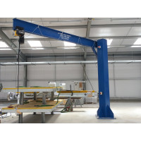 500kg Under Braced Swing Jib