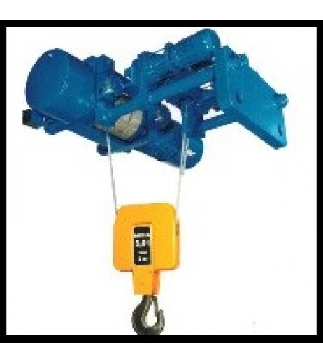 Low Headroom Wire Rope Hoist - Misia XM