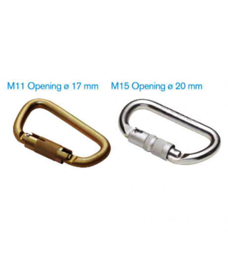 Tractel M11 & M15 Frequent Connectors