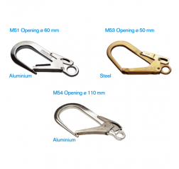 Tractel M51 M53 & M54 Double Trigger Hooks