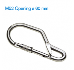Tractel M52 Hook - sliding ring & retractable pawl