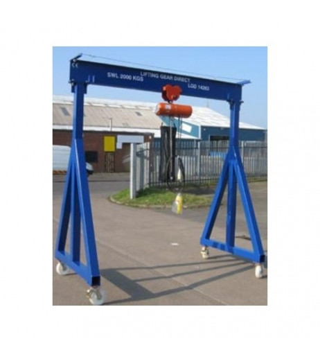 1000kg A-Frame Lifting Gantry