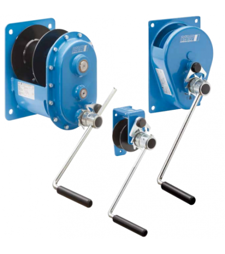 Light Duty Wall Mounted Winch