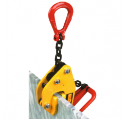 Multiposition auto-lock plate clamp - Topal NX/NXR