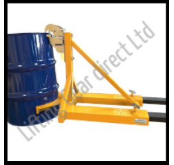 Forklift Drum Rim Grab Contact PB