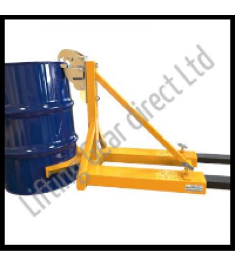 Forklift Drum Rim Grab Contact PB
