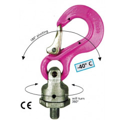 RUD PowerPoint Star PP-S Swivel Eye Bolt