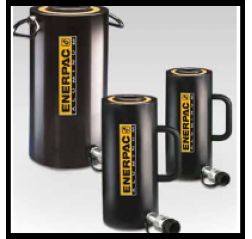 Enerpac RACH Aluminium Hollow Cylinder - single acting