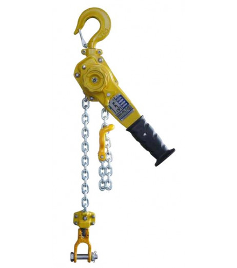Rail Approved Lever Hoist