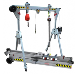 Rapide Aluminium Lifting Gantry