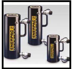 Enerpac RAR Aluminium Cylinder - double acting