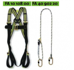 Kratos Restraint Harness Kit - Single Point