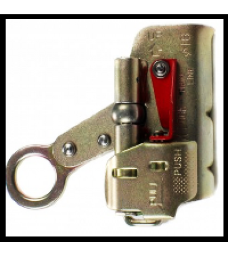 Ridgegear RGA10 Rope Grab (steel)