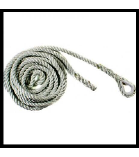 Ridgegear RGA10R single eye rope
