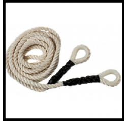 Ridgegear RGA16E Double eye rope