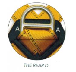 Ridgegear RGH1 Rear D Harness