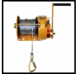 Ridgegear RGR7 Rescue Winch