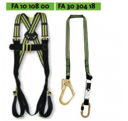 Kratos Scaffolders Harness Kit - single point