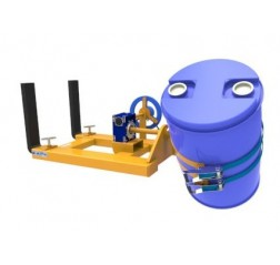 Forklift Drum Rotator Contact SDR DS