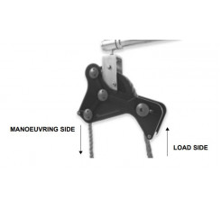 Securpulley Gin Wheel Straight & Swivel Arms