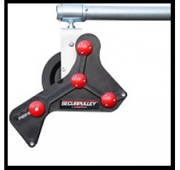 Securpulley Gin Wheel - Auto-Braking