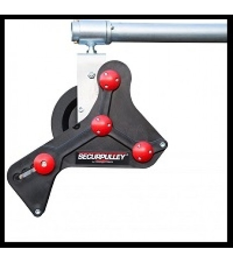 Securpulley Gin Wheel - Auto-Braking