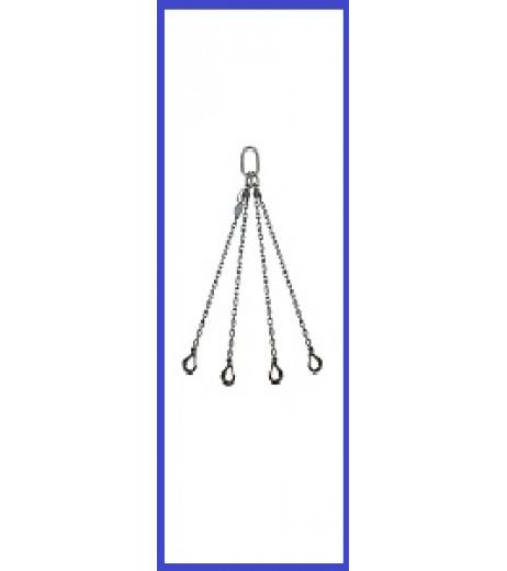 Stainless Steel 4 Leg Chain Sling