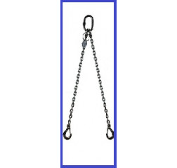 Stainless Steel Double Leg Chain Sling
