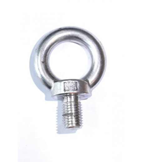 Stainless Steel Dropforged Eye Bolt - Tested
