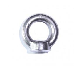 Stainless Steel Eye Nuts - Metric Tested