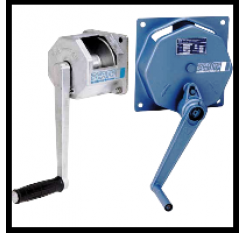 Wall Mounted Spur Gear Winch