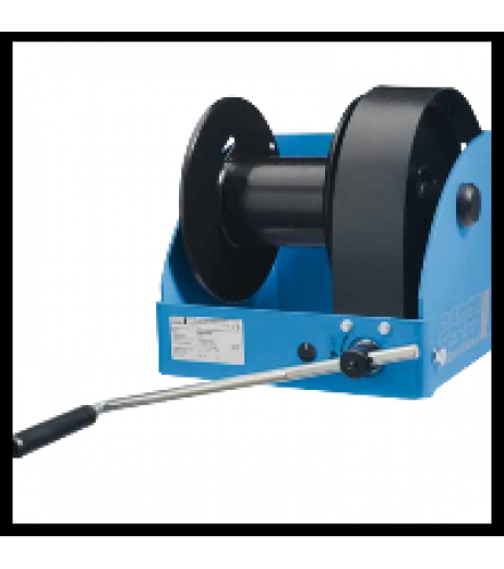 Heavy Duty Wall Mounted Winch