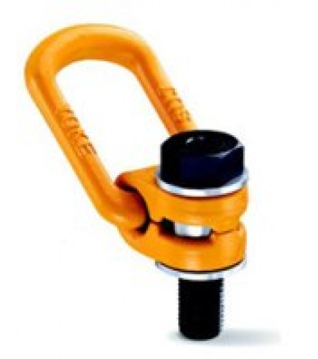 Yoke Metric Thread Swivel Eye Bolt