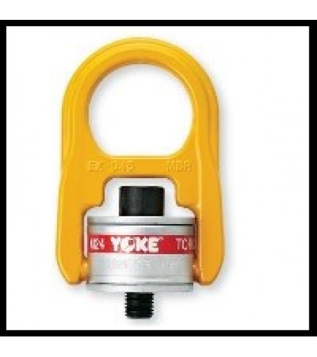 Yoke Metric Thread Swivel Hoist Ring